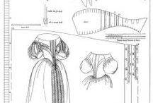 Historical Sewing Patterns & Tutorials