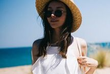 Womens Spring Inspiration / The best styles and colors to wear in the springtime!