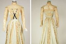 Edwardian Clothing: Afternoon and Day Dresses