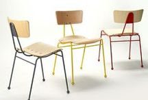 Race Furniture - Ernest Race / Iconic Race Furniture from legendary designer Ernest Race