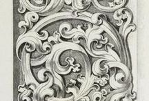 Ornament / decor / tracery
