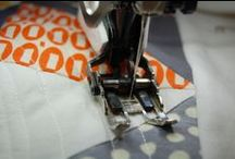 Walking Foot Quilting