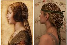 Historical Sewing - Headwear