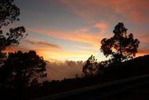 tenerife / Tenerife sunset beautiful places to visit  Teneriffa
