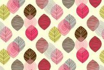 Textiles & Patterns / design, patterns, textiles, graphic design, illustrations
