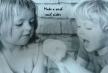 Soul Sisters of the sea / Unbiological sisters - unconditional love