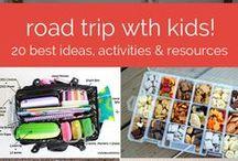 Vacances & Enfants / Les bonnes idées pour profiter au maximum de vos #vacances en #famille : #kids activity & #travel !