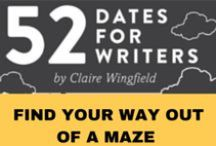 Find Your Way Out of a Maze / Join my Find Your Way Out of a Maze writing challenge from '52 Dates for Writers'. On this date we explore the different paths your narrative could have taken. Mazes are wonderful for opening up new worlds, just as novels do. For the full writing challenge, and the plot of 'Atonement' sketched out as a maze, visit my website for more information: http://www.clairewingfield.co.uk/writing-handbook/