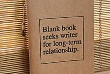 Goodies for Writers / From gifts for writers to sign-ups that offer something special.