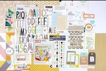Design Team Projects - September 2015 / Projects from our talented team using September 2015 Citrus Twist Kits