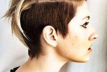 Short Hair <Sidecut>