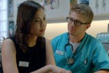 Lily & Ethan - Casualty / Lily Chao & Ethan Hardy in Casualty