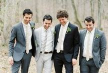 GET MARRIED & have groomsmen