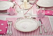 Pink Theme / by HolleyV of Lavender Lime Designs
