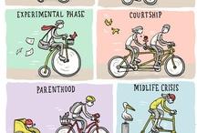 Fietsen bicycles
