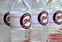 Baseball & Other Birthday Ideas / by HolleyV of Lavender Lime Designs