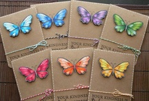 Butterflies Cards ⚜