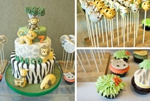 Jungle and Safari Theme / by HolleyV of Lavender Lime Designs