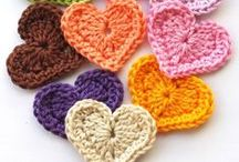 Knitting, crocheting and sewing; oh my!  / by Melissa Diaz-Sam