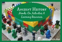 Ancient & World History ideas