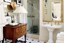 small bathroom / by Andraya Northrup