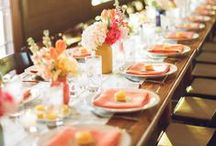 Tablescapes / by HolleyV of Lavender Lime Designs