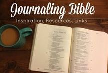 Journaling / Prayer Journal. Journaling Bible. Scripture Journaling. Sharing resources and more.