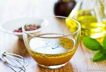 Dips, Dressings, Marinades, Sauces, & Spreads