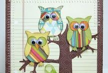 OWL Punch Stampin  up (*v*)