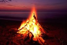Calming Campfires / your relaxation station