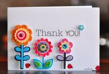 Flowers & Foliage Cards ✿