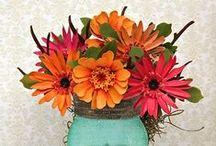 Paper Flowers Susan's Garden ✿