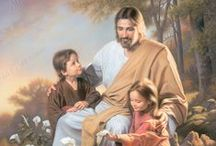 Faith In Christ / I believe in Christ, live his teachings and want to follow his example