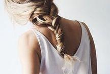 Hair / Návody a inspirace na stylové a romantické účesy...
