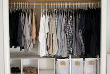 Home Organization / DIY home organization