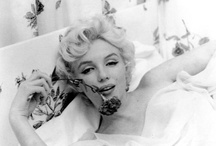 Miss Monroe, do not be deceived by the many photoshopped pictures of the true beauty!!! / by Gina Amelino Flack