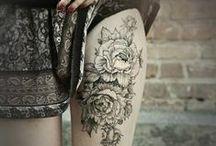 tattooed. / by Alexandra Brown