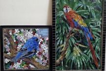 Mosaics / Mosaic art by Renu