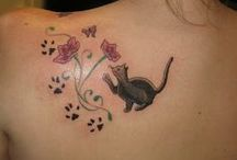 Tattoo's / by Megan Goldberg