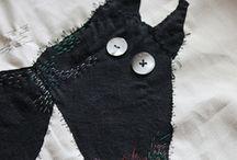 Апликашки, Вышивашки и Фактурки / Applique, Embroidery and Texture
