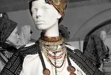 Народный костюм / The folk costume