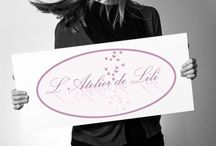 L'Atelier de Lili / Mes créations - Bijoux Hand made