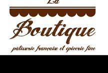 La Boutique / Pâtisserie et épicerie fine