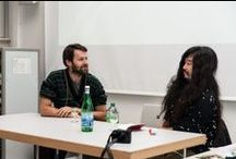 Talking Heads Maki Suzuki / Martino Gamper / by HEAD – Genève