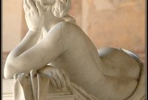 CLASSICAL SCULPTURES / Statues  / by Patrick Vincent