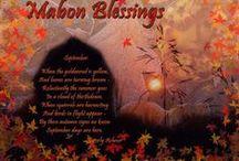 Mabon/Autumn Equinox / by Kerri Cunningham