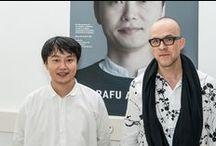 Talking Heads : Koichi Suzuno, Torafu Architects / Mercredi 17 septembre 2014   HEAD - Genève auditoire JF   à 19h