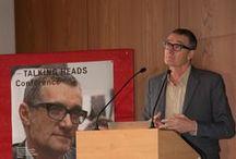 Talking Heads : Thomas Hirschhorn / Thomas Hirschhorn, artiste Jeudi 11 décembre 2014 Avant-propos par Véronique Bacchetta, Directrice du Centre d'édition contemporaine, Genève / by HEAD – Genève