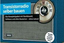 Stavebnice rádia / Radio kits / Stavebnice rádií / Radio kits