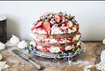 Lovely Desserts / healthy and not so healthy recipes